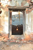 Haber abandonado antiguo y haber dilapidado Foto de archivo libre de regalías