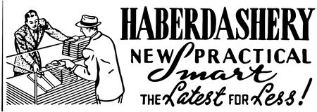Haberdashery Stock Photography