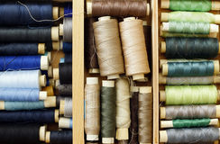 Haberdashery - sewing Stock Photography