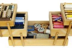 Haberdashery - sewing Stock Photography