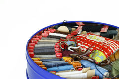 Haberdashery - sewing Stock Image