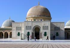 Habib Bourgiba陵墓 免版税库存照片