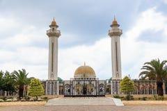 Habib Bourguiba Mausoleum Foto de Stock Royalty Free
