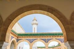 Habib Bourguiba Mausoleum fotos de stock