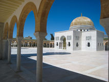 Habib Bourguiba Mausoleum. Monastir. Túnez Imagenes de archivo