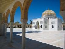 Habib Bourguiba Mausoleum. Monastir. Tunisia Stock Images