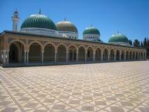Habib Bourguiba Mausoleum. Monastir. Tunisia royalty free stock images