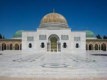 Habib Bourguiba-Mausoleum. Monastir. Tunesien stockfotografie