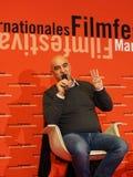 Habib Hanna Shehadeh на Internationales Filmfestival Мангейм-Гейдельберге 2017 Стоковое Фото