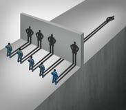 Habilidade da liderança Imagens de Stock Royalty Free