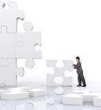 Habilidades do negócio Foto de Stock Royalty Free