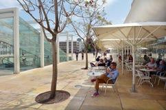 Habima Square in Tel Aviv - Israel Stock Images