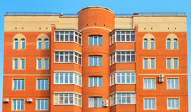 Habitable high-rise windows Stock Photography