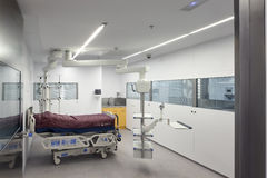 Habitació sjukhus (Valle Hebron) Royaltyfri Fotografi