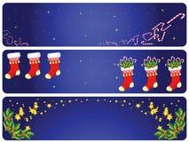 Habitación de la Navidad ilustración del vector