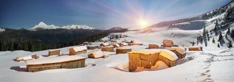 Habitación de pastores Fotos de archivo libres de regalías