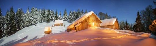 Habitación de pastores Imagen de archivo libre de regalías
