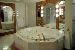 Habitación del cuarto de baño Fotografía de archivo libre de regalías