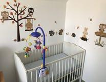 Habitación del niño fotos de archivo