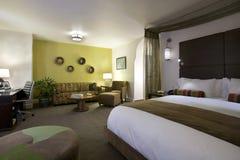 Habitaciones y cuartos de huésped en un hotel del boutique Fotos de archivo libres de regalías