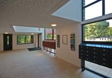 Habitant pour des aînés en Den Haag, la Haye Photographie stock
