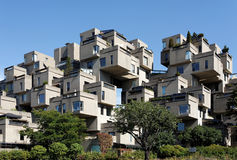 Habitat 67 Fotos de Stock