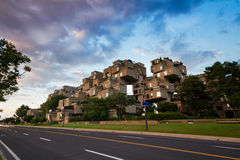 Habitat 67 Stock Photo
