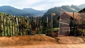 Habitat di minoranza alla sommità Fotografie Stock