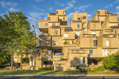 Habitat67 Royalty Free Stock Photo