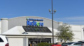 Free Habitat For Humanity Restore, Memphis, TN Stock Images - 135028284