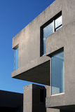 Habitat 67 in Montreal, Canada. A famous housing complex, architectural landmark, built for Expo 67, the World's Fair Royalty Free Stock Photography