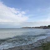 Habitat natural do mar Foto de Stock
