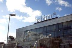 Habitat Venda a retalho Empresa Imagens de Stock
