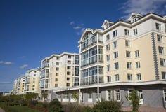 Habitation buildings Royalty Free Stock Photo