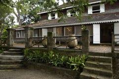 Habitation clémente Martinique Image libre de droits