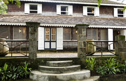 Habitation Clement in Martinique Royalty Free Stock Photos