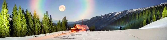 Habitation des bergers Images libres de droits