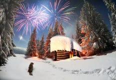 Free Habitation Of Shepherds. Stock Images - 87827424