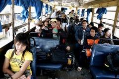 Habituellement style de vie au Laos Photographie stock libre de droits