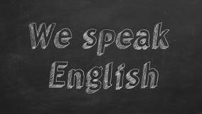 Hablamos inglés