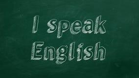 Hablo inglés