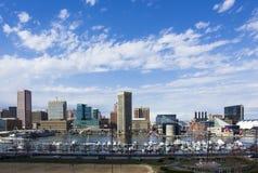 Habor di Baltimora Immagini Stock Libere da Diritti