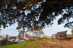 Habour bridge, Sydney Royalty Free Stock Photography