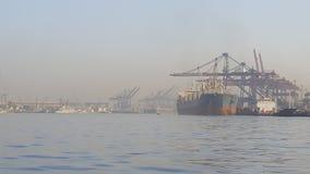 Habour della nave Fotografie Stock Libere da Diritti