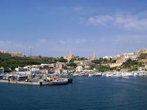 habour malta стоковая фотография