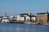 Free Habour View Of Helsinki Stock Photos - 31790923