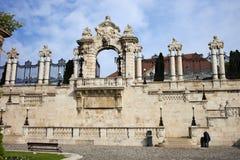 Habsburger-Jobstepps in Budapest lizenzfreie stockfotos