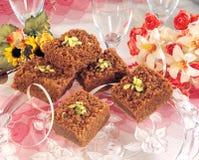 Habshi Halwa Celebration Stock Images