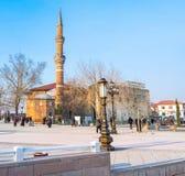 The Hacı Bayram Square Royalty Free Stock Photos