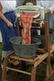 Hacer el lavadero Imagen de archivo libre de regalías